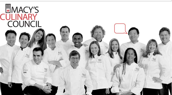 Client: Macys - Campaign: Culinary Council - 2008 - 2015