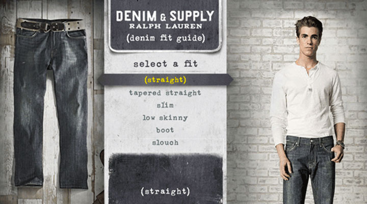 Client: Macys - Campaign: Denim Supply - 2013