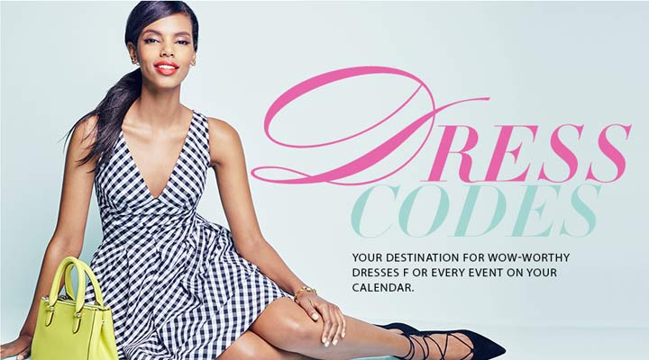 Client: Macys - Campaign: Dress Codes women's fashion - 2014 - 2018